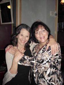 Linda and I